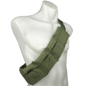 US Army OD Cotton Bandoleer - Small