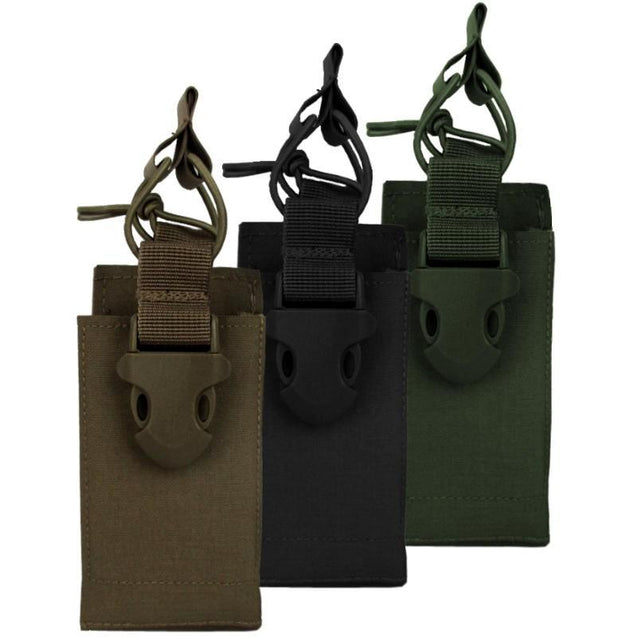 Quick Release Radio Pouch