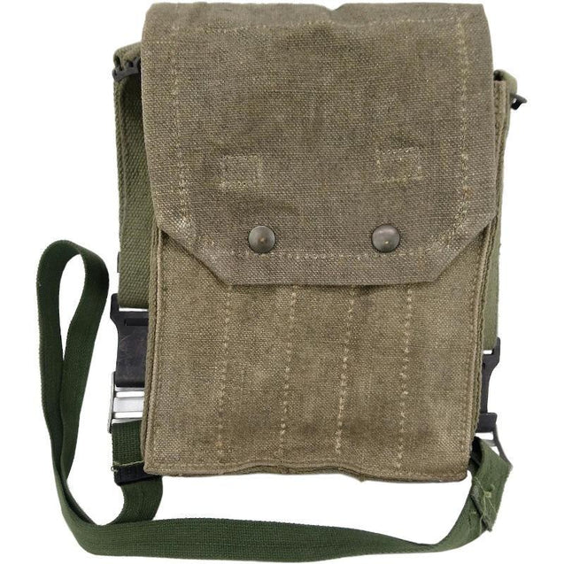 French Army MAT49 Canvas Mag Pouch