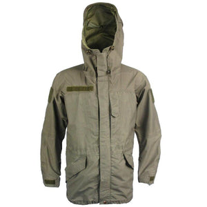 Austrian Army Grey Gore-Tex Jacket