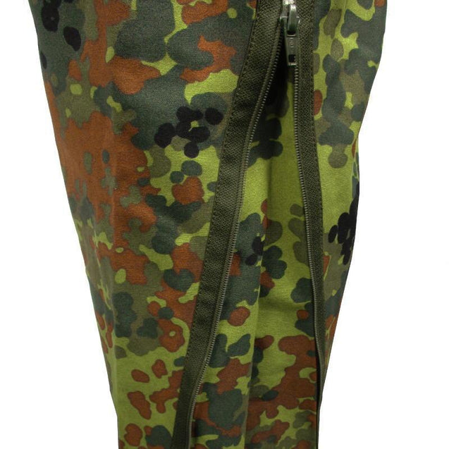 German Army Flecktarn Rain Trousers