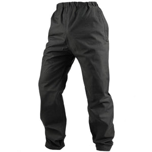 British Army Black Rain Pants