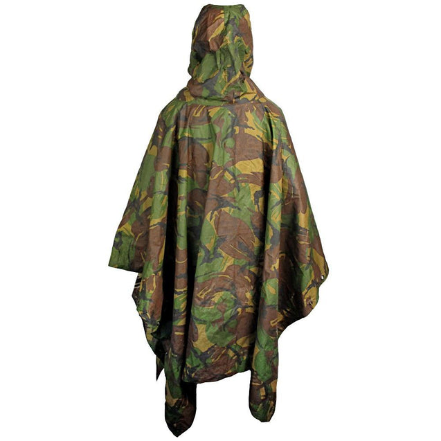 Dutch Army DPM Poncho