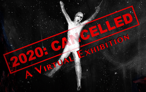 Cancelled Work & COVID19 Responses: Virtual Art Shows During the Pandemic