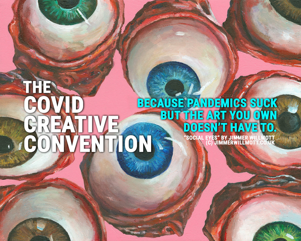 Innovation in the Time of COVID19: Covid Creative Convention Interview with Shane Izykowski