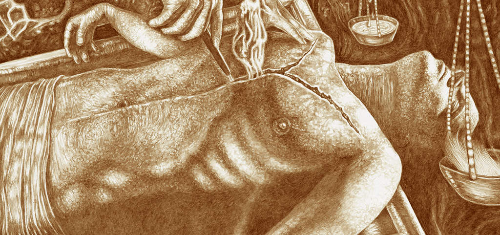 Autopsies of The Soul: An Interview with Vincent Castiglia