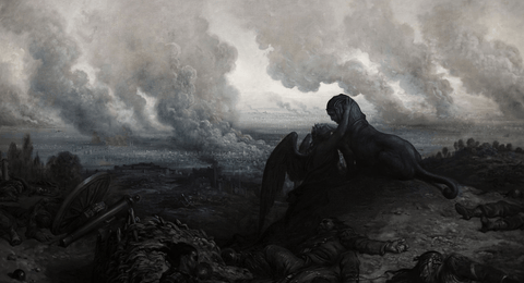 Gustave Doré, The Dark Divine Comedy