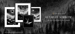 New Print Release: Altar of Sorrow