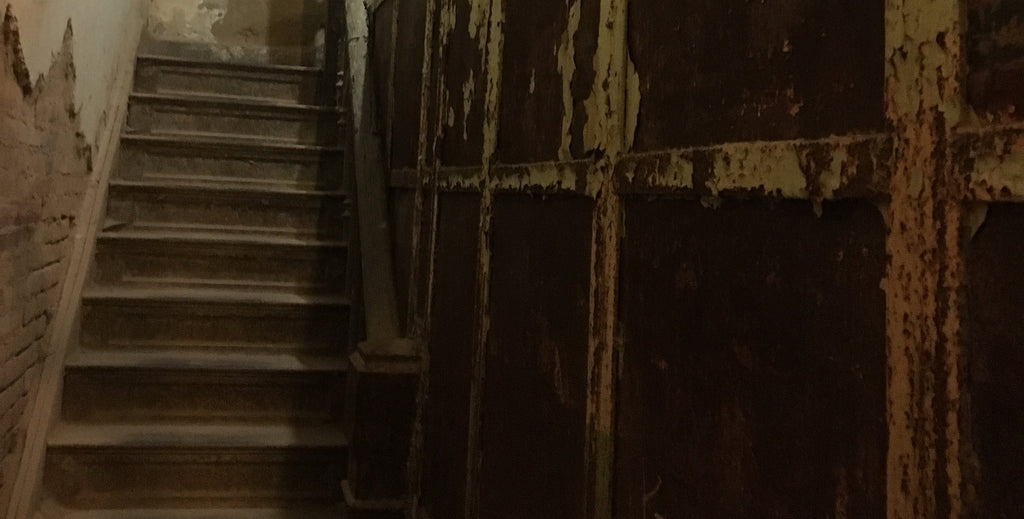 A Look in the Dark: Ohio State Reformatory is Haunted as Fu**