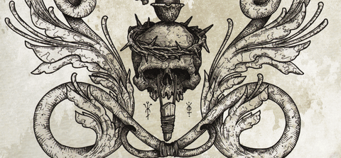 Birth-Decay-Rebirth: An Interview with Ink Artist Adrian Baxter