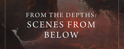 From the Depths - Opening Tomorrow at Ars Memoria October 6th 7-10 PM
