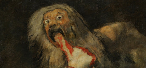 Five of the Most Terrifying Artworks in History