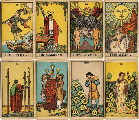 The Occult Art of Tarot