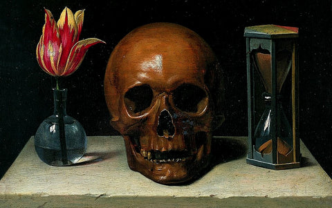 The Dark Art of Memento Mori