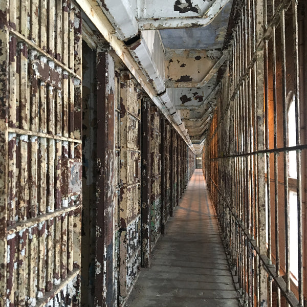 dark art travel dark prison ohio