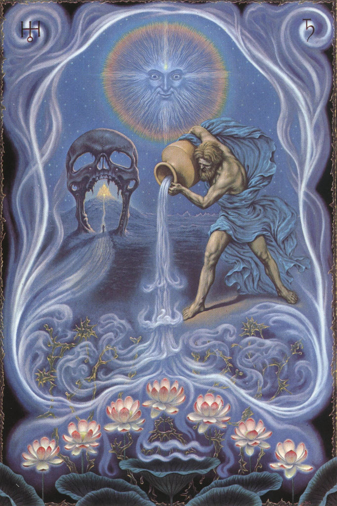zodiac occult paintings