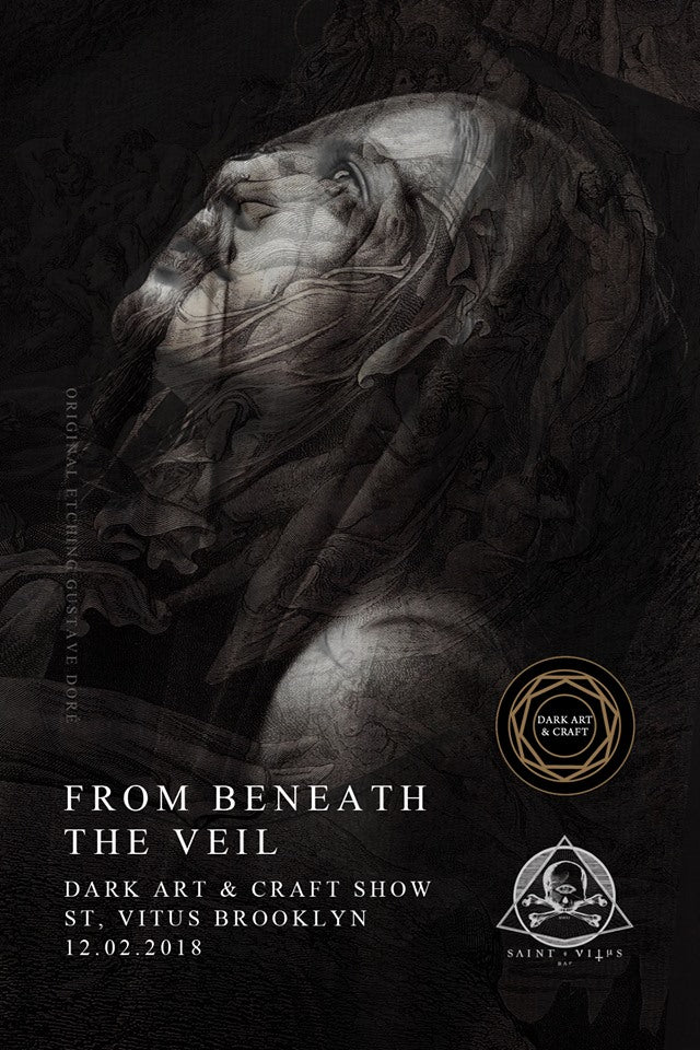 st vitus dark art from beneath the veil