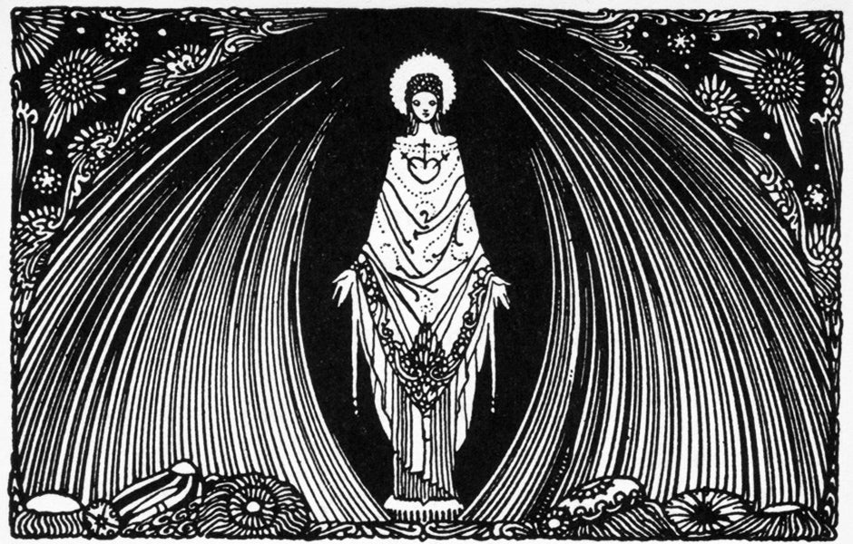 dark art harry clarke prints