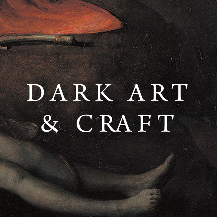 Dark Art & Craft Poster Art Prints