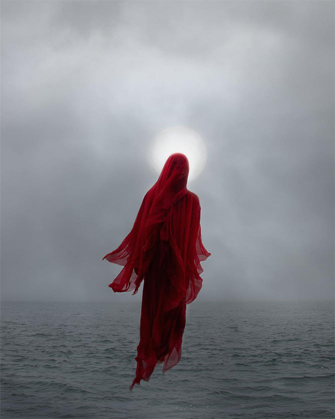 red ghost photo