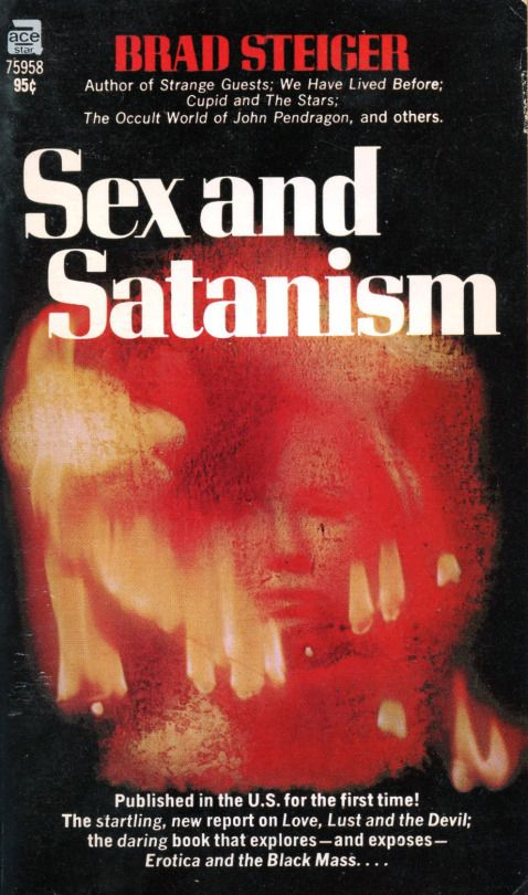 pulp occult book cover