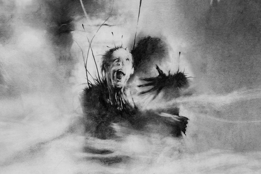 The Dark Illustrations of Stephen Gammell