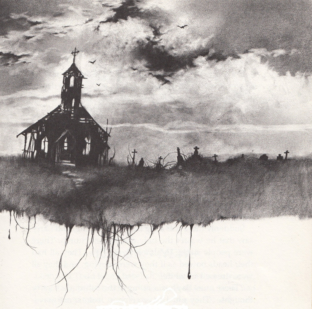 church from scary stories