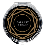 Dark Art Compact Mirrors