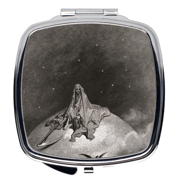 The Raven Compact Mirrors