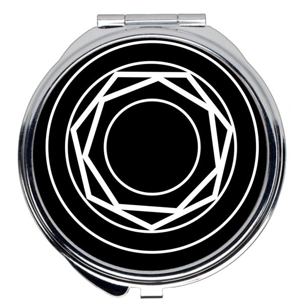 Dark Art Sigil Compact Mirrors