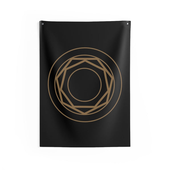 Dark Art Wall Flag
