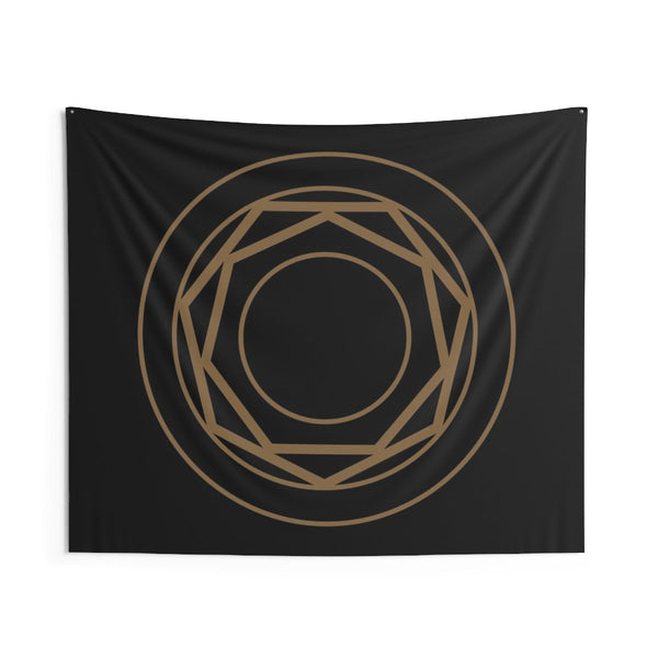 dark art and craft banner flag