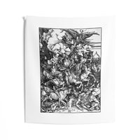 The Four Horsemen of The Apocalypse Albrecht Dürer Wall Tapestries