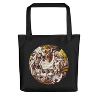 Descent of the Damned Tote Bag