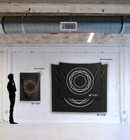 Dark Art & Craft Indoor Wall Tapestries
