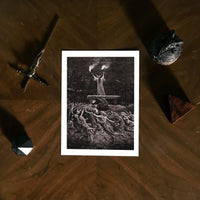 Witches  Gustave Doré Art Print