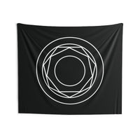 black occult flag