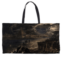 The Fall of Babylon Weekender Totes