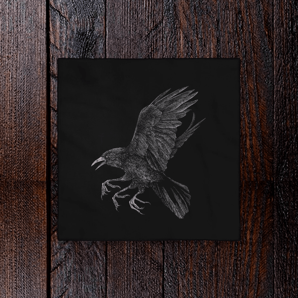 Dark Raven Altar of Sorrow Bandana