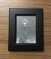 Priestess Original J Meyers Graphite Drawing Framed