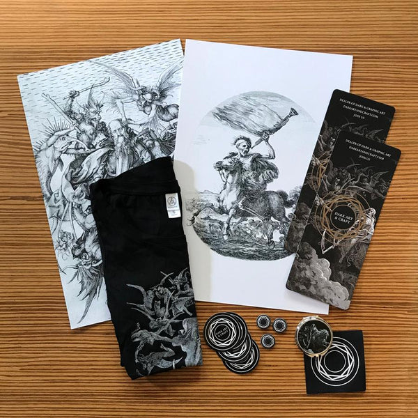 dark art subscription package