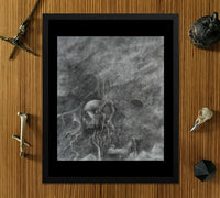 Rites of the Nameless Galen Baudhuin Framed Poster Print