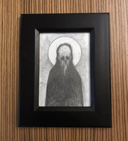 Godhead Original J Meyers Graphite Art