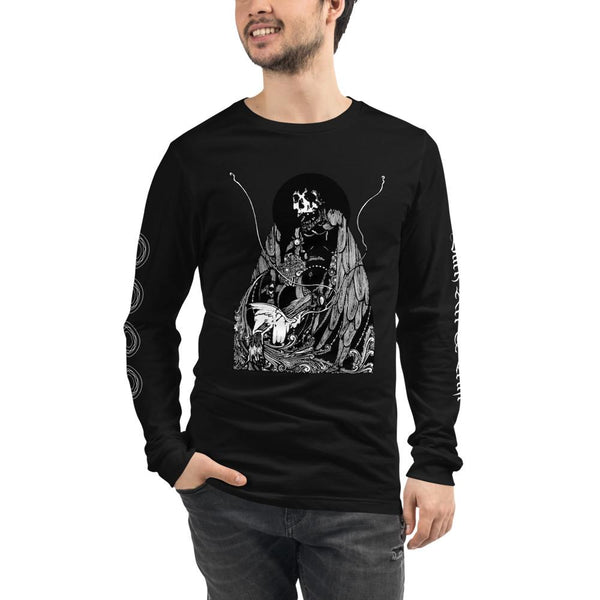 Mystery and Imagination Harry Clarke Long Sleeve Tee