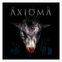 Axioma Goat stickers