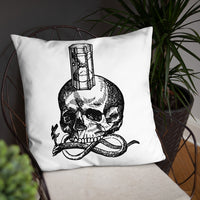 Death Time Pillow