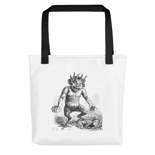 Deumus, Demon of Calicut Tote bag