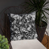 The four horsemen of the Apocalypse Albrecht Dürer Pillow