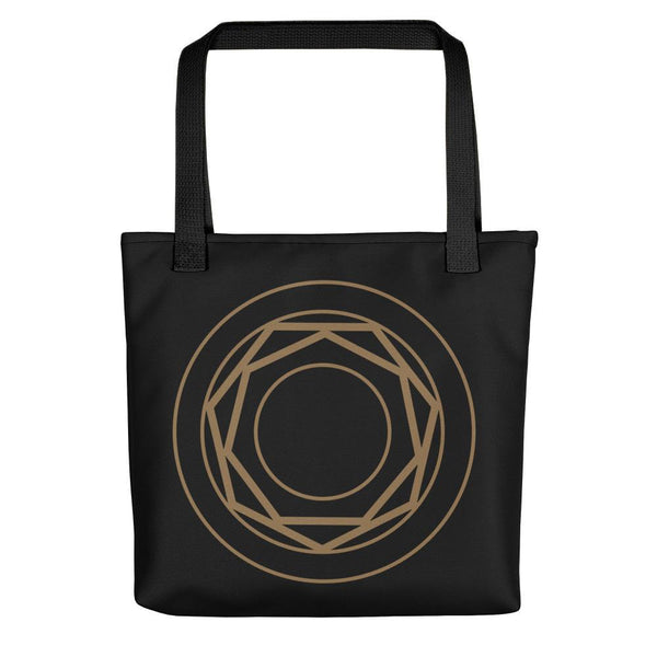 Dark Art & Craft Tote bag