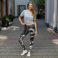 The Witch (Night Piece) Leggings